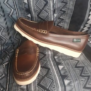 Eastland genuine leather loafers
